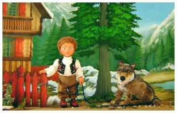 spectacle : Pierre et le loup