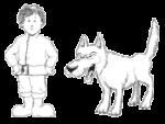 spectacle ecole maternelle pierre et le loup